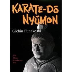 Livre KARATE-DO NYUMON du Maître G. FUNAKOSHI, anglais