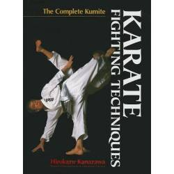 Libro The Complete Kumite - Karate Fighting Techniques, Hirokazu Kanazawa, inglese