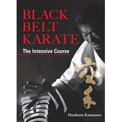 Book Black Belt Karate - The Intensive Course, Hirokazu Kanazawa, english