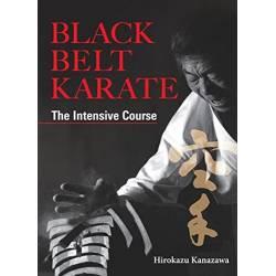 Livro Black Belt Karate - The Intensive Course, Hirokazu Kanazawa,Inglês