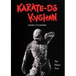 Book KARATE-DO KYOHAN, HB, by MASTER G. FUNAKOSHI, english