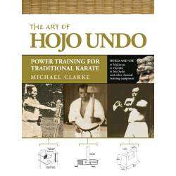 Book THE ART OF HOJO UNDO, Michael CLARKE, english