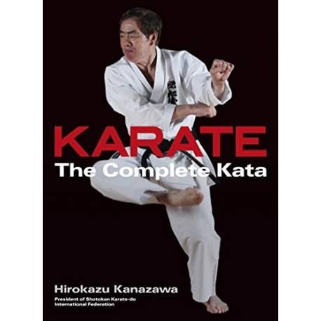 Book Karate The Complete Kata, Hirokazu Kanazawa, english