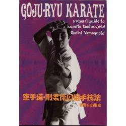 Livre GOJU RYU KARATE - A VISUAL GUIDE TO KUMITE,Goshi Yamaguchi,Anglais BOK-202