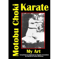Livre My Art Motobu Choki, McCarthy, anglais
