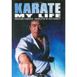 Livro Karate - My Life, Hirokazu Kanazawa, Inglês