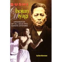 Book BUSHI Chojun MIYAGI, Originator of Goju Ryu, paperback, english