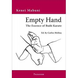 Livre EMPTY HAND The Essence of Budô Karate par MABUNI, Ken-Ei, anglais