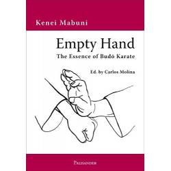 Livro EMPTY HAND The Essence of Budô Karate by MABUNI, Ken-Ei, Inglês