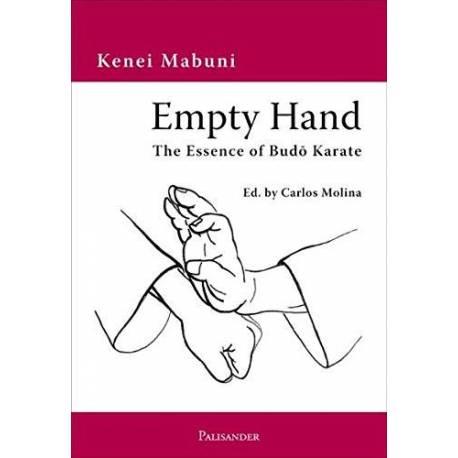 Book EMPTY HAND The Essence of Budô Karate by MABUNI, Ken-Ei, english