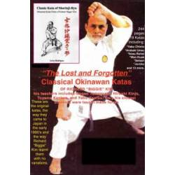 Livre CLASSIC KATA OF SHORINJI-RYU, Leroy Rodrigues, anglais