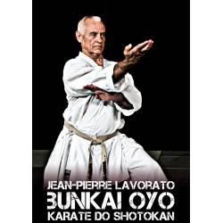 DVD BUNKAI OYO KARATE DO SHOTOKAN, Shotokan Ryu Kase Ha, J.-P. LAVORATO