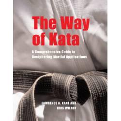 Livro THE WAY OF KATA, Lawrence KANE + Chris WILDER, Inglês