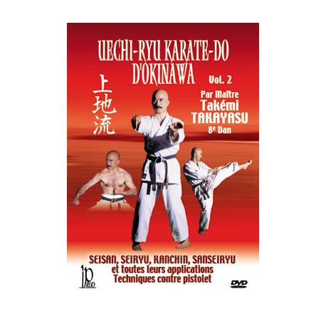 UECHI-RYU Karate-Do d'Okinawa Volume 2