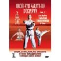 DVD serie UECHI-RYU KARATE-DO di Okinawa, Takemi TAKAYASU 8º Dan, spagnolo PAL all region, Vol.2