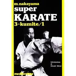 Livre SUPER KARATE, M.NAKAYAMA, Italien