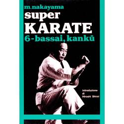 Livre SUPER KARATE, M.NAKAYAMA, Italien Vol.6