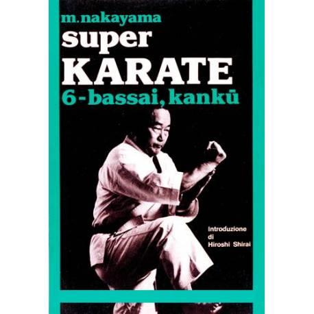Libro SUPER KARATE M. NAKAYAMA, italiano Vol.6