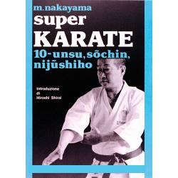 Livre SUPER KARATE, M.NAKAYAMA, Italien Vol.10