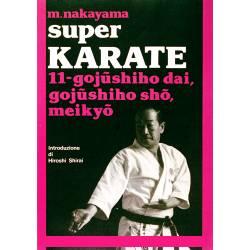BUCH SUPER KARATE M.NAKAYAMA, italienisch Vol.11