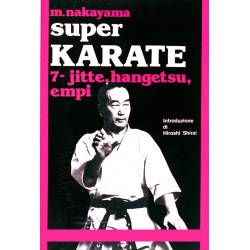Livre SUPER KARATE, M.NAKAYAMA, Italien Vol.7