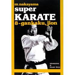 Libro SUPER KARATE M. NAKAYAMA, italiano Vol.8