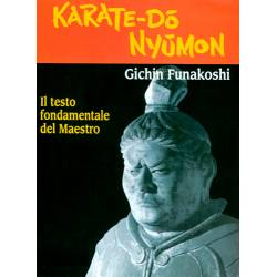Book KARATE-DO NYUMON by MASTER G. FUNAKOSHI, Italian