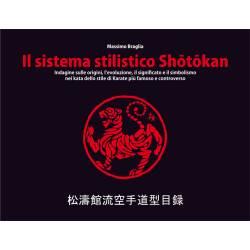 Book Il sistema stilistico Shotokan, Massimo Braglia, Italian