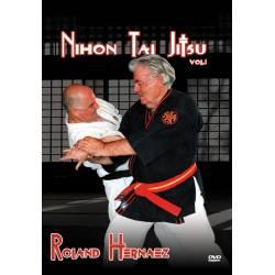 Dvd NIHON TAI JITSU, Roland HERNAEZ , Volume 1