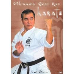 """DVD """"OKINAWA GOJU RYU KARATE"""", Zenei OSHIRO"""