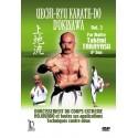 DVD serie UECHI-RYU KARATE-DO di Okinawa, Takemi TAKAYASU 8º Dan, spagnolo PAL all region, Vol.3