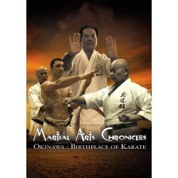 DVD EN TERRE MARTIALE - OKINAWA - Berceau du Karaté