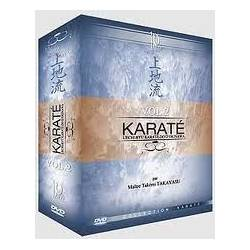 Coffret 3 DVD Karate Okinawa