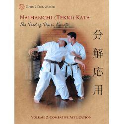 Livro CHRIS DENWOOD - Naihanchi (Tekki) Kata: The Seed of Shuri Karate, Inglês, vol.2