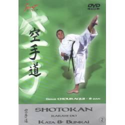 DVD Shotokan Kata, Serge Chouraqui, VOL.2