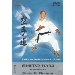 DVD Shito Ryu Kata, Hidetoshi Nakahashi, VOL.1