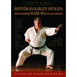 Libro SHOTOKAN KARATE-DO KATA Encyclopedia Kase-ha, KASE, Taiji