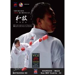 Kimono Waza WKF, kumite Shureido