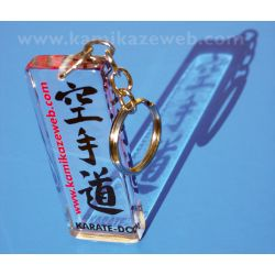 "Kamikaze-keyring ""KARATE-DO"""