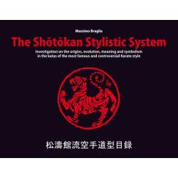 Livre The Shotokan Stylistic System, Massimo Braglia, anglais