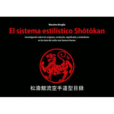 Book El sistema estilístico Shotokan, Massimo Braglia, Spanish