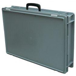 Valigia per proteggere e trasportare lo pannello elettronico per competizioni di karate