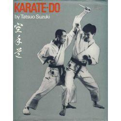 Libro KARATE-DO, by Tatsuo Suzuki, inglese