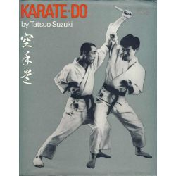 Livro KARATE-DO, de Tatsuo Suzuki, Inglês