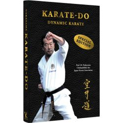 Livre Karate-Do DYNAMIC KARATE, Masatoshi NAKAYAMA, Hardcover, allemagne