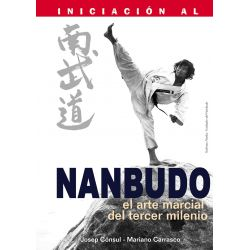 Livro Iniciación al NANBUDO (el arte marcial del tercer milenio), espanhol