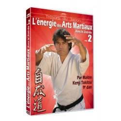 DVD L'énergie des Arts martiaux avec Kenji Tokitsu, 9e Dan, VOL.2