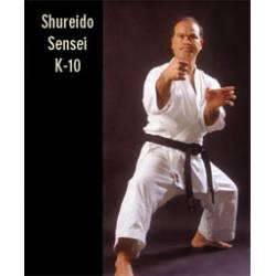 Kimono Shureido Sensei K10