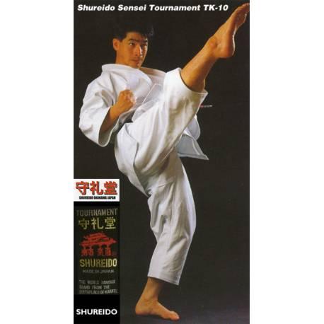 ür erfahrene Karateka und Instru SHUREIDO Karate Anzug  Sensei Tournament TK-10