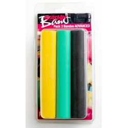Pack 3 elastic bands Arkerband Advanced